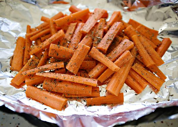 Chardonnay Carrots Recipe