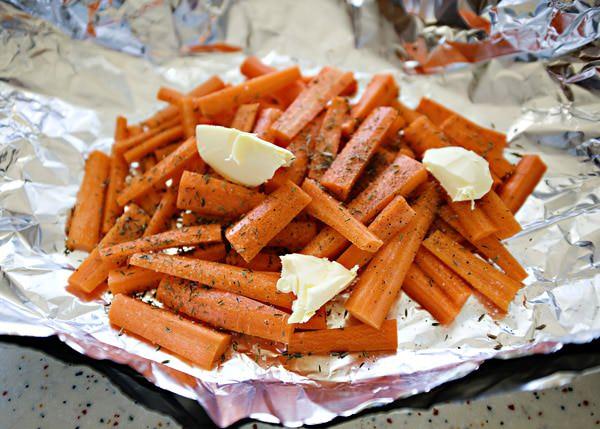 Chardonnay Carrots Recipe