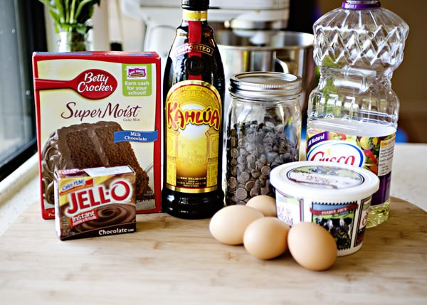 Kahlua Pound Cake Recipe
