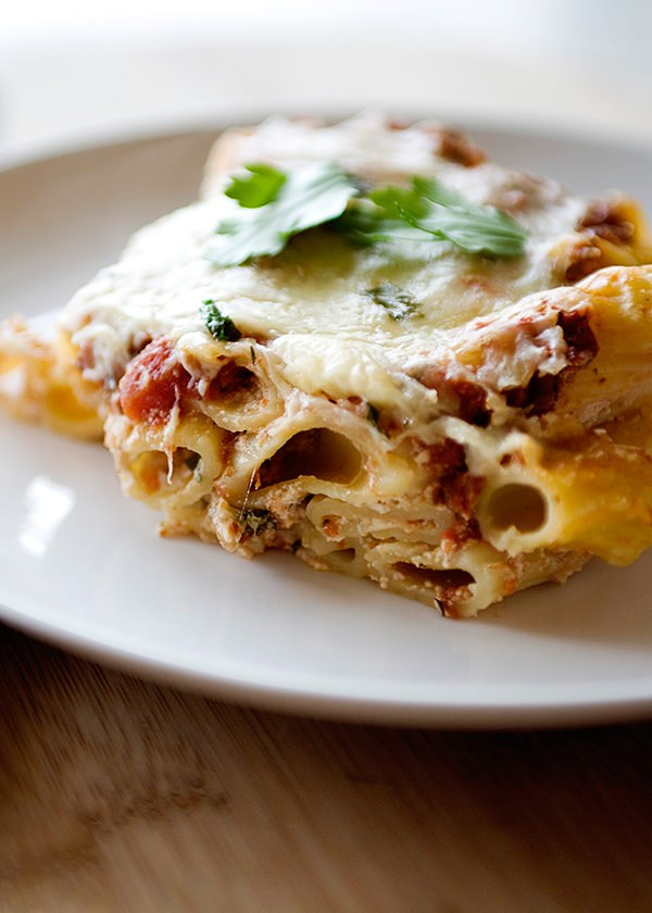 easy baked pasta