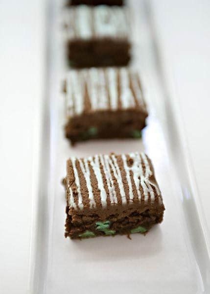 mint brownies recipe