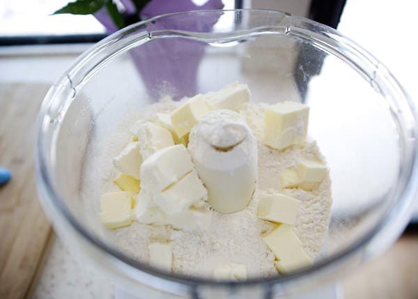 cream cheese biscuit recipe