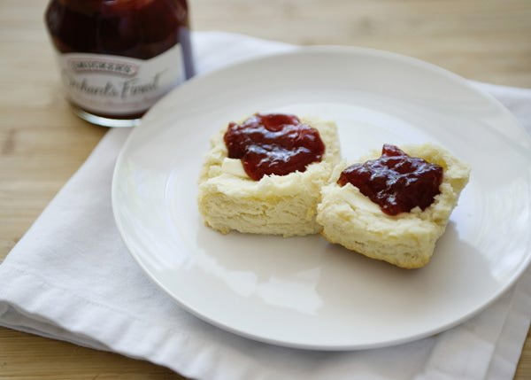cream cheese biscuit recipe