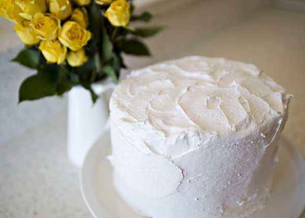 fluffy white icing recipe