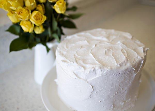 fluffy white icing recipe