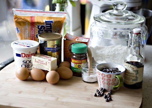 sour cream chocolate bundt cake recipe