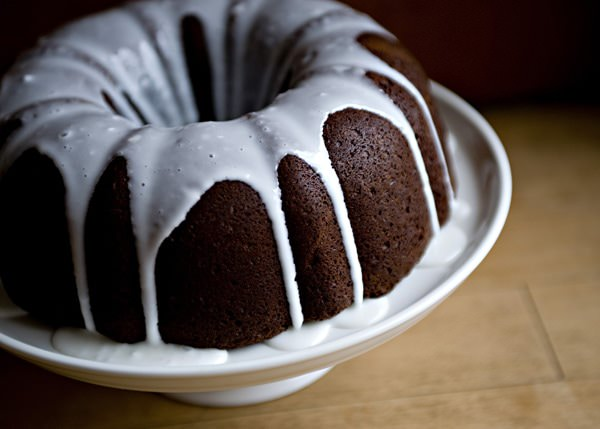 Sour Cream Chocolate Bundt Cake Baked Bree
