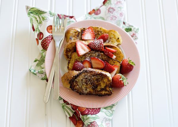 french toast brulee recipe