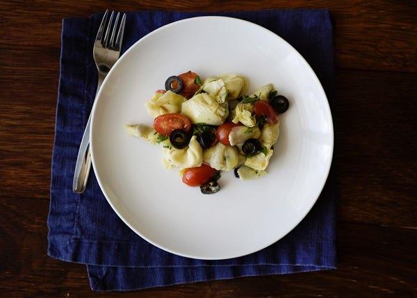 tortellini salad recipe