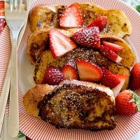 french toast brulee