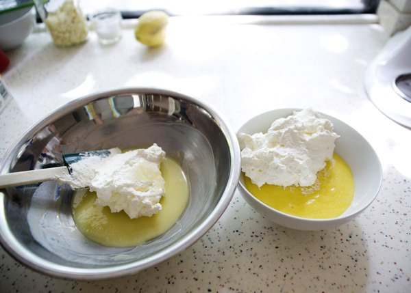 white chocolate lemon mousse recipe