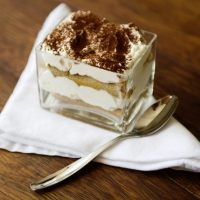 quick tiramisu trifle recipe