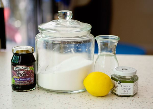 blackberry lavender syrup