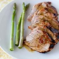orange and rosemary pork tenderloin