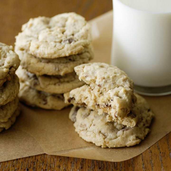 heath bar cookie recipe