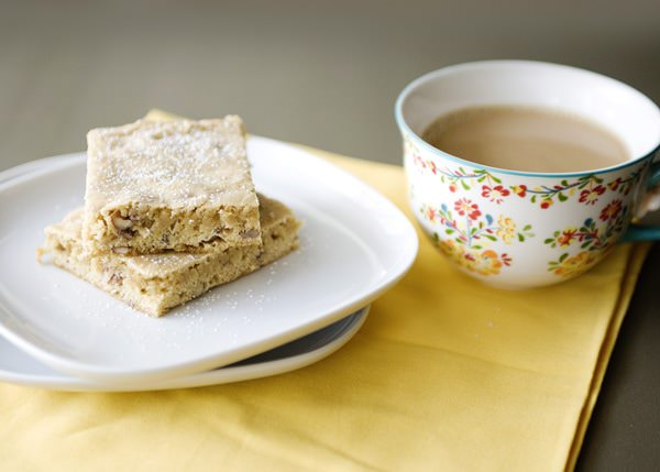 maple blondie recipe