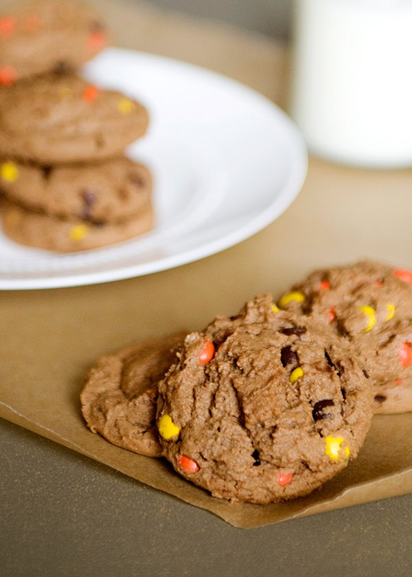 reeses peanut butter cookie