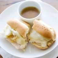 slow cooker turkey sandwiches