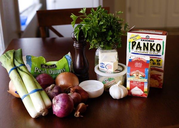 creamed onion recipe