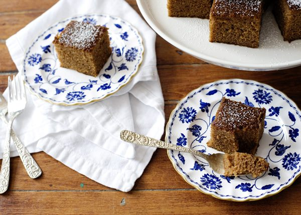 stout gingerbread recipe