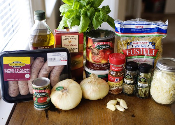 lasagna soup recipe