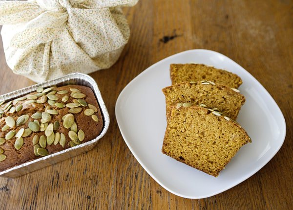 the best pumpkin bread recipe