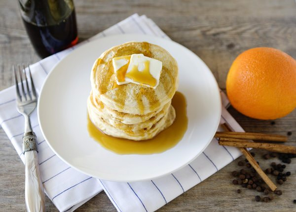 spiced maple syrup recipe