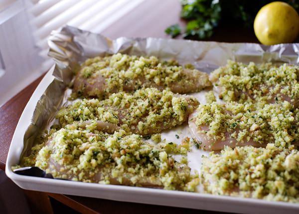 deconstructed chicken kiev recipe