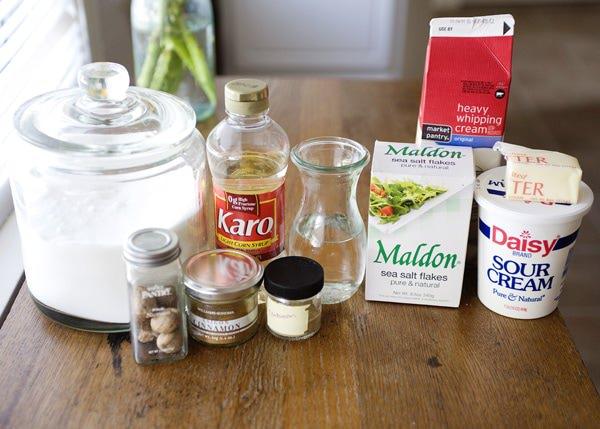 spiced salted caramel sauce recipe