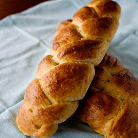 no knead challah bread recipe