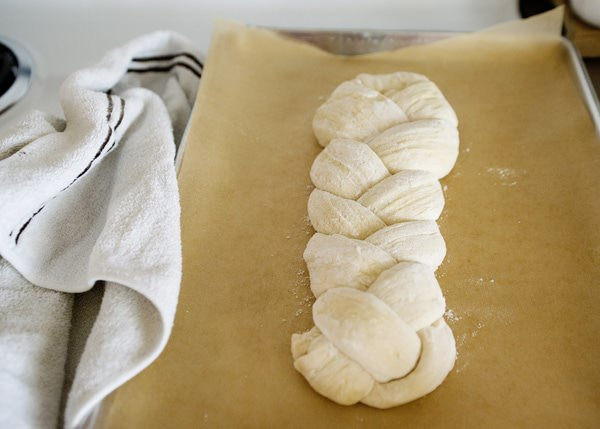 no knead challah bread recipe