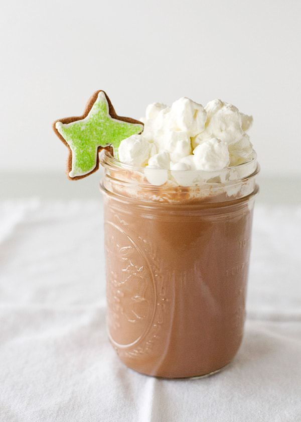 rich and creamy hot chocolate recipe