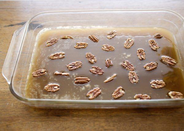 pecan sticky bun recipe