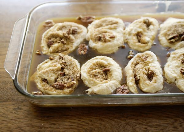 pecan sticky bun recipe