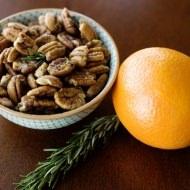 orange and rosemary pecan recipe