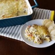 roasted corn and crab dip recipe