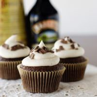 Nutty Irishman Cupcakes