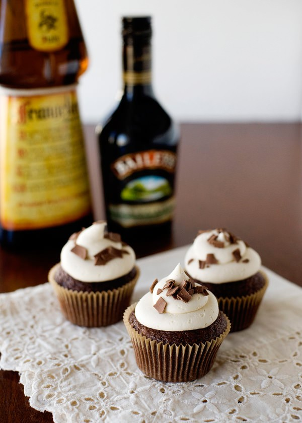 nutty irishman cupcake recipe