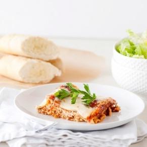 slow cooker lasagna recipe
