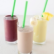 almond breeze breakfast smoothies