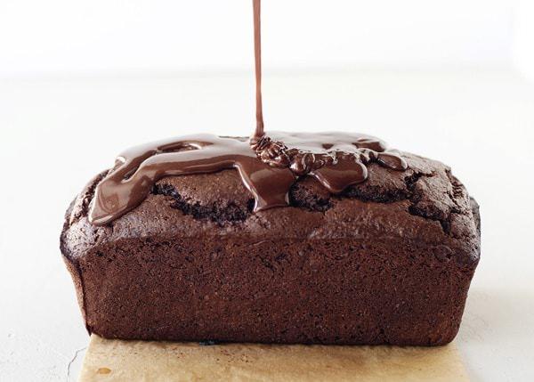 Plaster Chocolate Cake