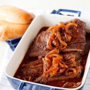 slow cooker root beer brisket recipe