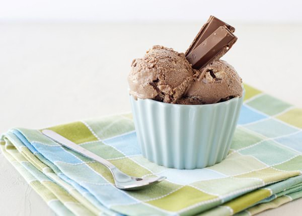 kit kat ice cream recipe