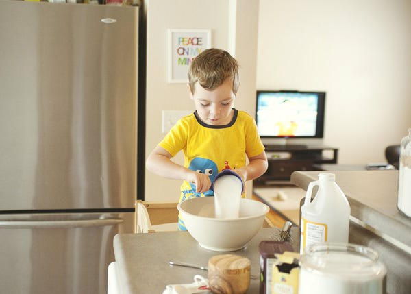 Kitchen helper: Eight great recipes you can make with your kids