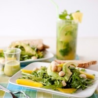 mango and avocado salad recipe