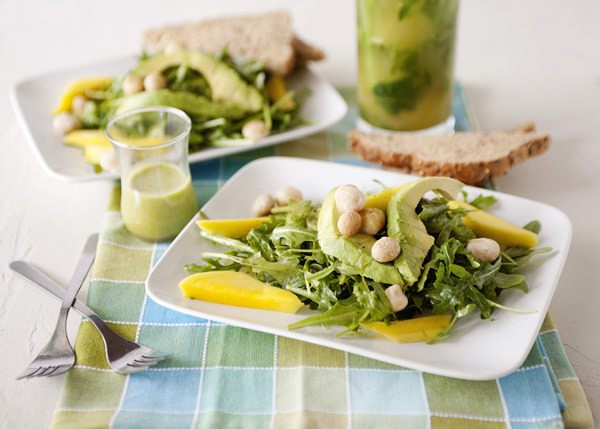 mango and avocado salad recipe