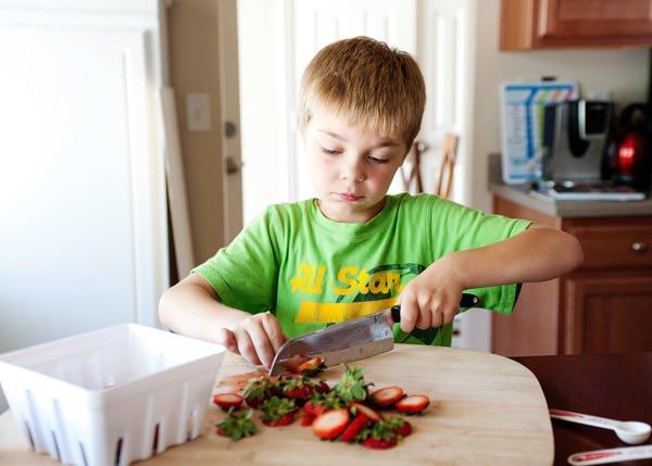 strawberry salad with honey poppy seed dressing recipe