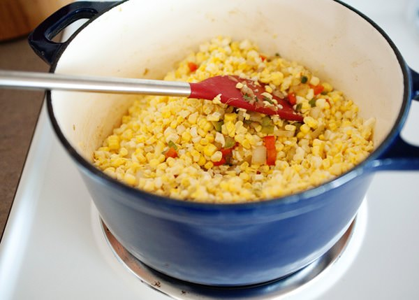 summer corn chowder recipe
