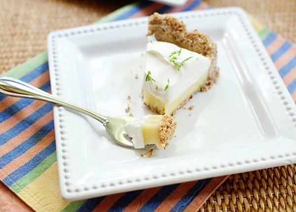 margarita pie recipe