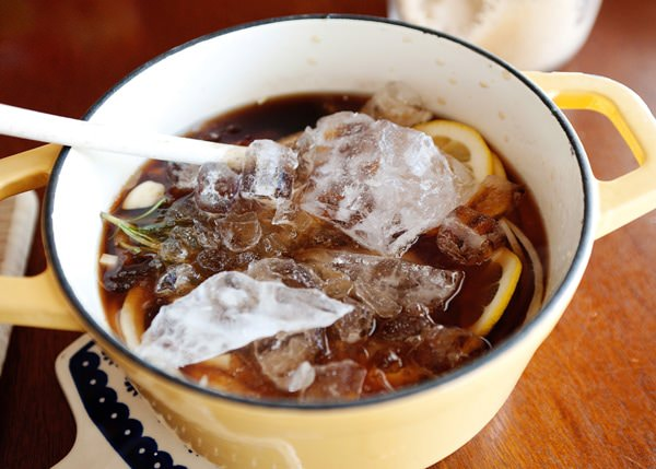 sweet tea brined chicken recipe